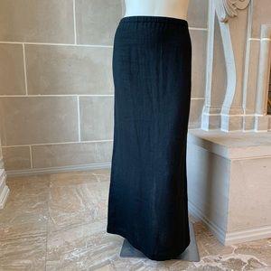 Eileen Fisher Linen Stretch Maxi Skirt